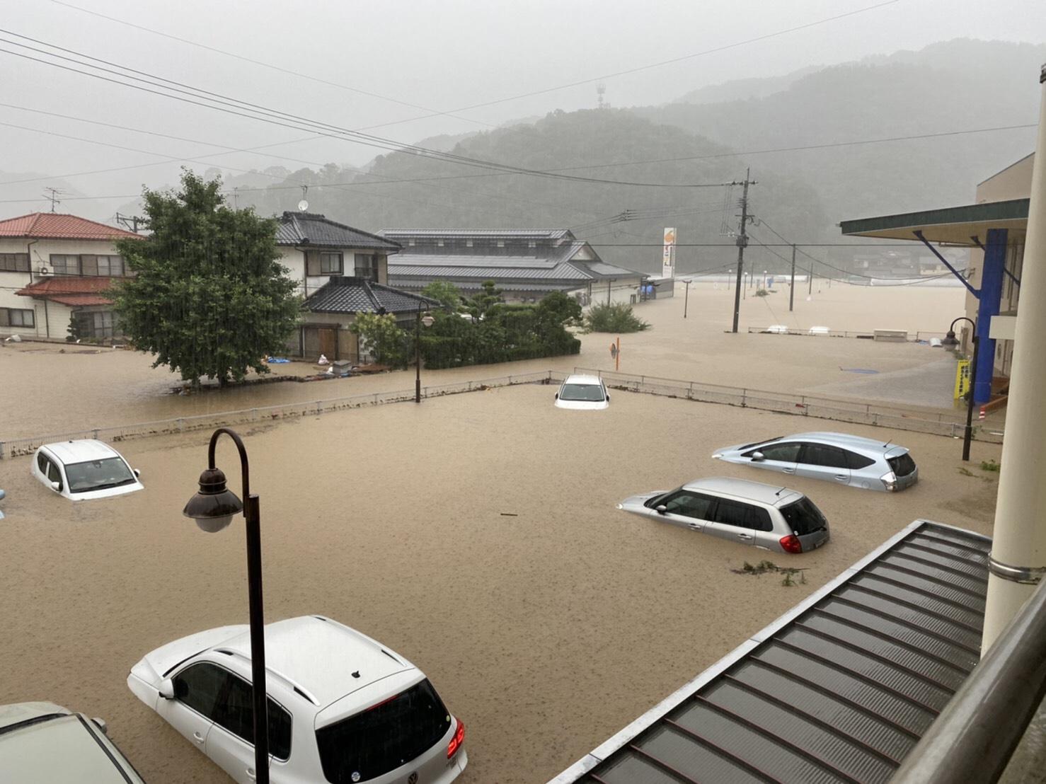 熊本南部豪雨